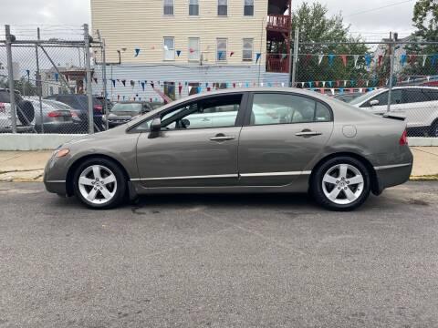 2008 Honda Civic for sale at G1 Auto Sales in Paterson NJ