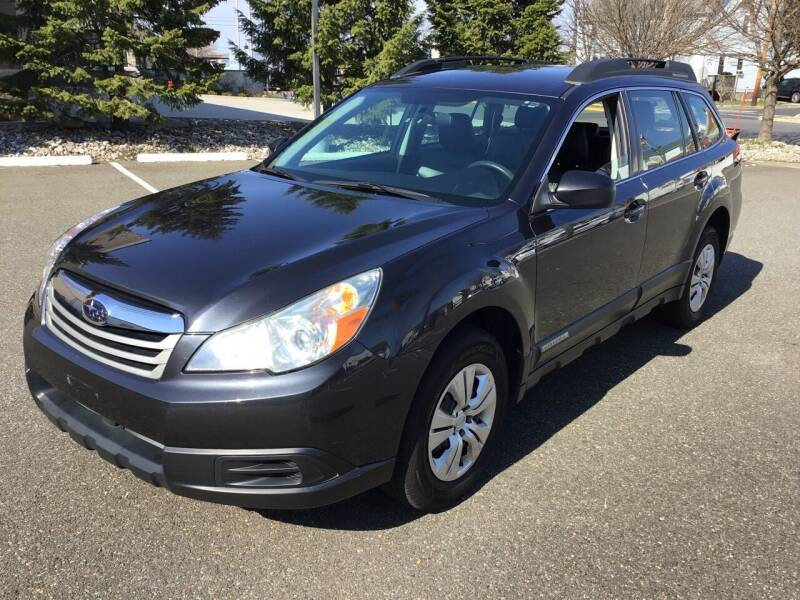 2011 Subaru Outback for sale at Bromax Auto Sales in South River NJ