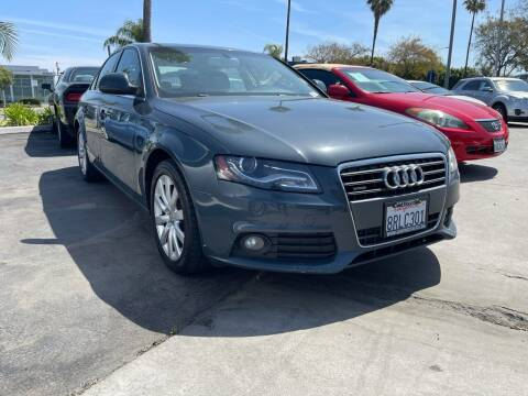 2009 Audi A4 for sale at My Next Auto in Anaheim CA
