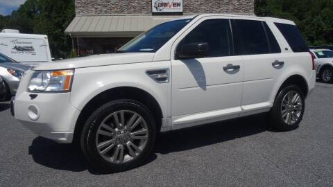 2009 Land Rover LR2 for sale at Driven Pre-Owned in Lenoir NC