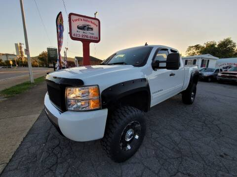 2010 Chevrolet Silverado 1500 for sale at Ford's Auto Sales in Kingsport TN