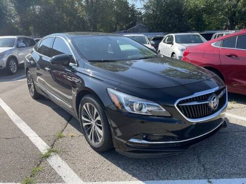 2017 Buick LaCrosse for sale at SOUTHFIELD QUALITY CARS in Detroit MI
