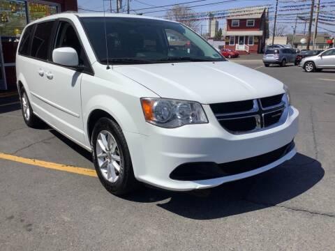 2014 Dodge Grand Caravan for sale at Active Auto Sales in Hatboro PA