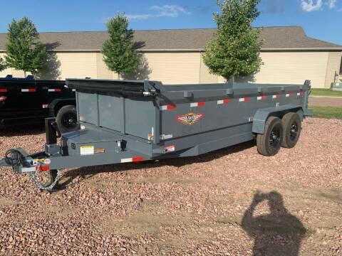 2022 H&H DBW-16 Dump Box #1370