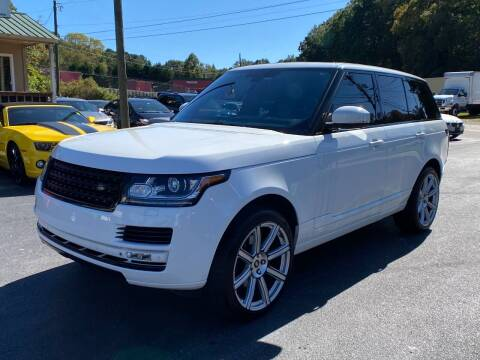 2014 Land Rover Range Rover for sale at Luxury Auto Innovations in Flowery Branch GA