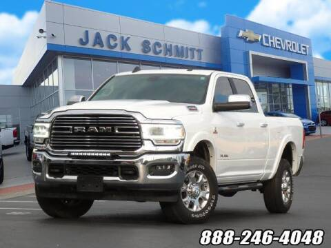 2020 RAM Ram Pickup 2500 for sale at Jack Schmitt Chevrolet Wood River in Wood River IL
