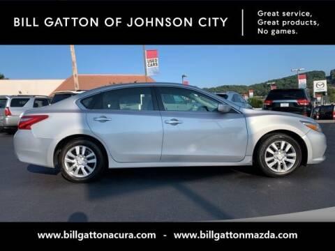 2017 Nissan Altima for sale at Bill Gatton Used Cars - BILL GATTON ACURA MAZDA in Johnson City TN