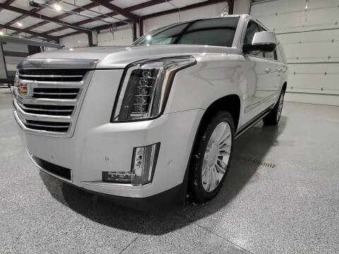 2019 Cadillac Escalade ESV for sale at Hatcher's Auto Sales, LLC in Campbellsville KY