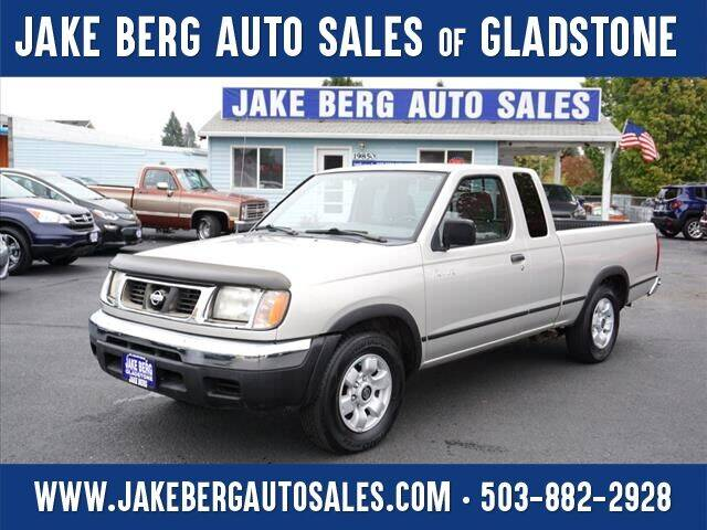 1999 Nissan Frontier for sale at Jake Berg Auto Sales in Gladstone OR