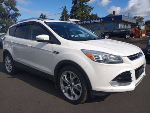 2015 Ford Escape for sale at All American Motors in Tacoma WA