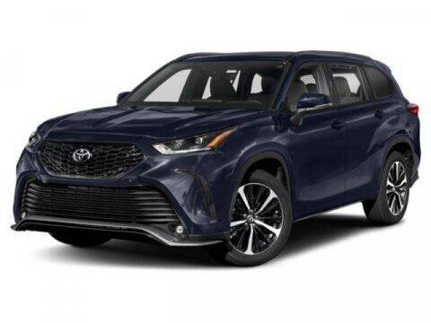 2021 Toyota Highlander for sale at Quality Toyota in Independence KS