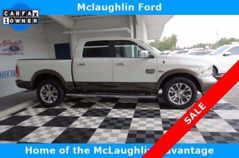 2018 RAM Ram Pickup 1500 for sale at McLaughlin Ford in Sumter SC