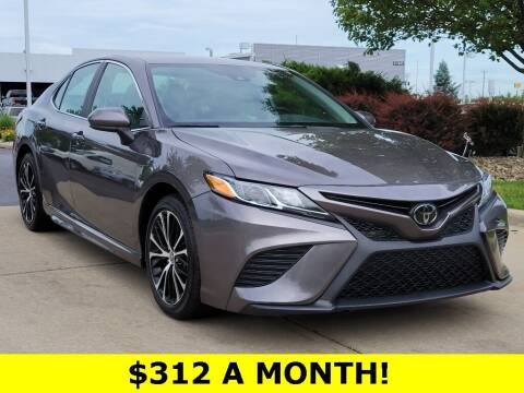 2020 Toyota Camry for sale at Ken Ganley Nissan in Medina OH