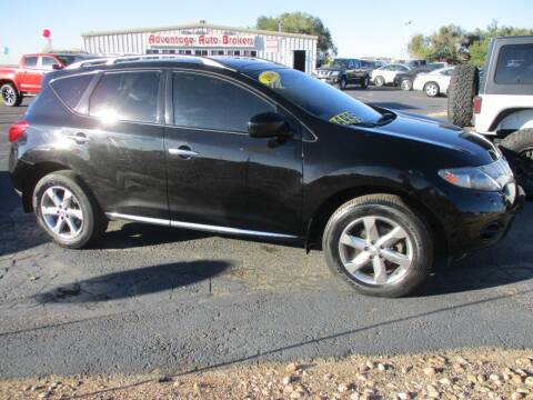 2009 Nissan Murano for sale at Advantage Auto Brokers Inc in Greeley CO