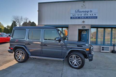 2013 Mercedes-Benz G-Class for sale at Danny's Auto Deals in Grafton WI
