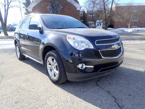 2015 Chevrolet Equinox for sale at Marvel Automotive Inc. in Big Rapids MI