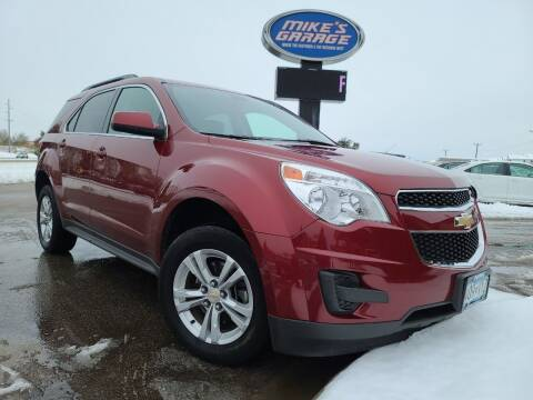 2010 Chevrolet Equinox for sale at Monkey Motors in Faribault MN