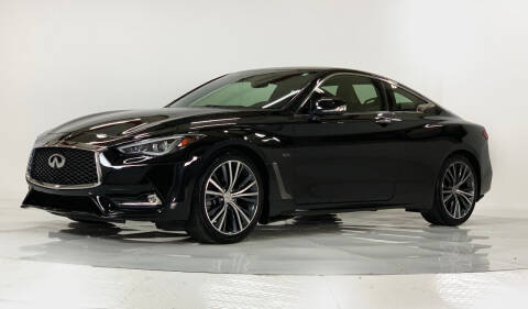 2018 Infiniti Q60 for sale at Houston Auto Credit in Houston TX