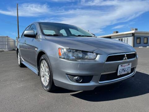 2012 Mitsubishi Lancer for sale at Approved Autos in Sacramento CA