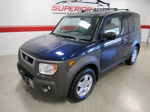 2003 Honda Element for sale at Superior Auto Sales in New Windsor NY