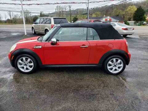 2009 MINI Cooper for sale at Knoxville Wholesale in Knoxville TN