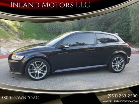 2008 Volvo C30 for sale at Inland Motors LLC in Riverside CA