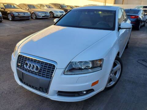 2008 Audi A6 for sale at Auto Center Of Las Vegas in Las Vegas NV