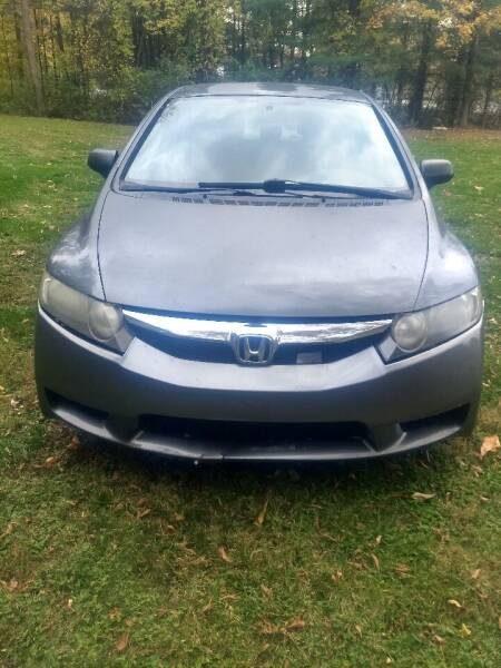 2012 Honda Civic for sale at GDT AUTOMOTIVE LLC in Hopewell NY