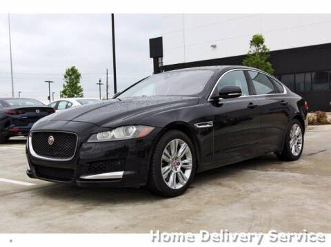 2016 Jaguar XF for sale at JEFF HAAS MAZDA in Houston TX
