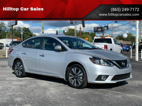 2017 Nissan Sentra for sale at Hilltop Car Sales in Knox TN