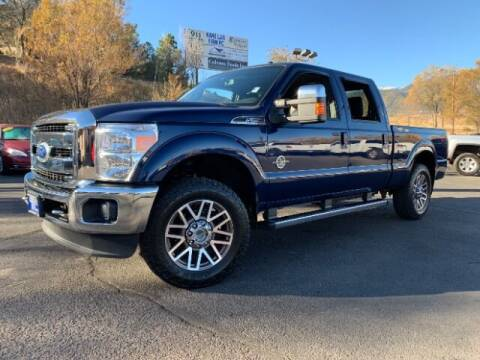 2011 Ford F-250 Super Duty for sale at Lakeside Auto Brokers in Colorado Springs CO