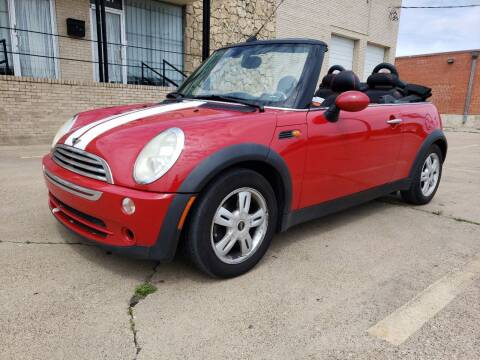 2008 MINI Cooper for sale at ZNM Motors in Irving TX