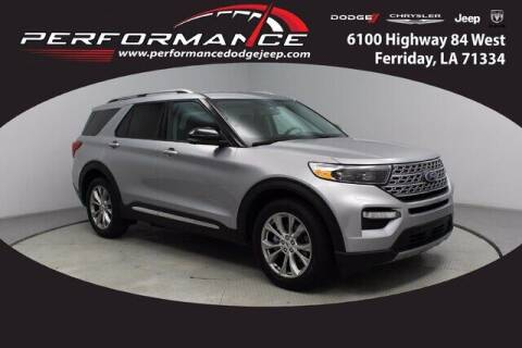 2021 Ford Explorer for sale at Performance Dodge Chrysler Jeep in Ferriday LA