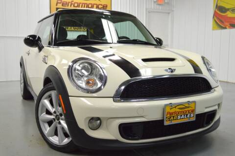 2011 MINI Cooper for sale at Performance car sales in Joliet IL