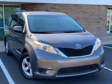 2014 Toyota Sienna for sale at AKOI Motors in Tempe AZ