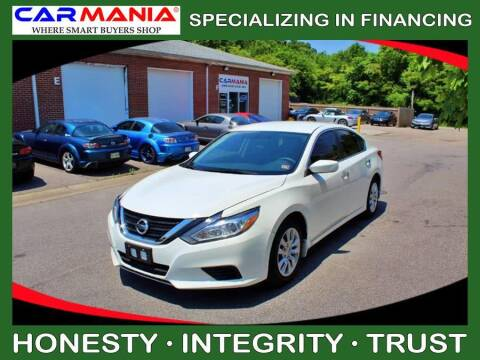 2018 Nissan Altima for sale at CARMANIA LLC in Chesapeake VA