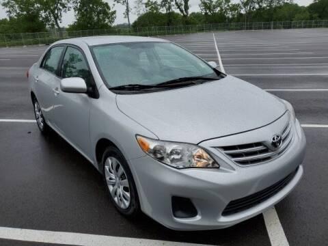 2013 Toyota Corolla for sale at CON ALVARO ¡TODOS CALIFICAN!™ in Columbia TN