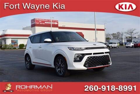 2021 Kia Soul for sale at BOB ROHRMAN FORT WAYNE TOYOTA in Fort Wayne IN