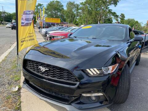 2015 Ford Mustang for sale at Nasa Auto Group LLC in Passaic NJ