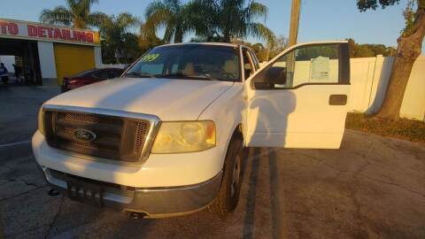 2004 Ford F-150 for sale at Autos by Tom in Largo FL