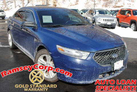 2013 Ford Taurus for sale at Ramsey Corp. in West Milford NJ