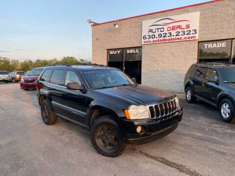 2006 Jeep Grand Cherokee for sale at Auto Deals in Roselle IL