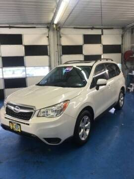 2015 Subaru Forester for sale at Ron's Automotive in Manchester MD