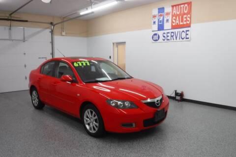 2008 Mazda MAZDA3 for sale at 777 Auto Sales and Service in Tacoma WA