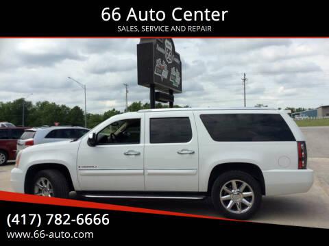 2008 GMC Yukon XL for sale at 66 Auto Center in Joplin MO