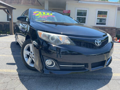 2012 Toyota Camry for sale at Hola Auto Sales Doraville in Doraville GA