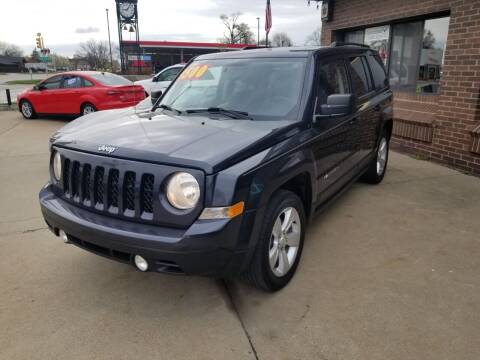2014 Jeep Patriot for sale at Madison Motor Sales in Madison Heights MI