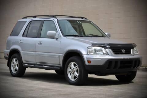 2001 Honda CR-V for sale at MS Motors in Portland OR