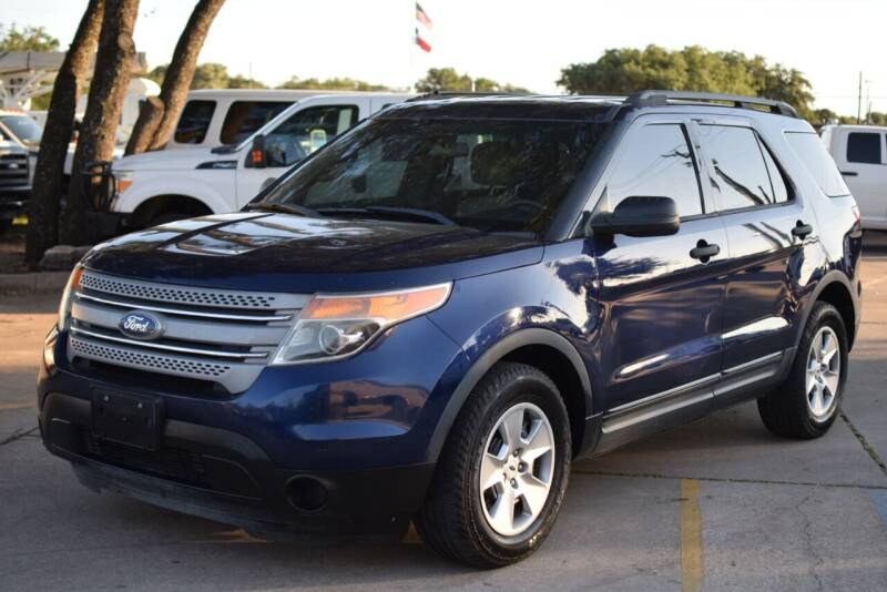 2011 Ford Explorer for sale at Capital City Trucks LLC in Round Rock TX