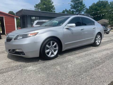 2012 Acura TL for sale at Dobbs Motor Company in Springdale AR